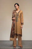 41901065-Karandi & Mix Wool - Beige Printed 3PC