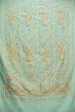 42003457-Printed Karandi, Embroidered Shawl 3PC