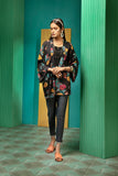 FS20-38 Digital Printed Modal Fusion Jacket - 1PC