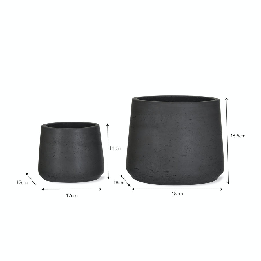 Stratton Tapered Plant Pot