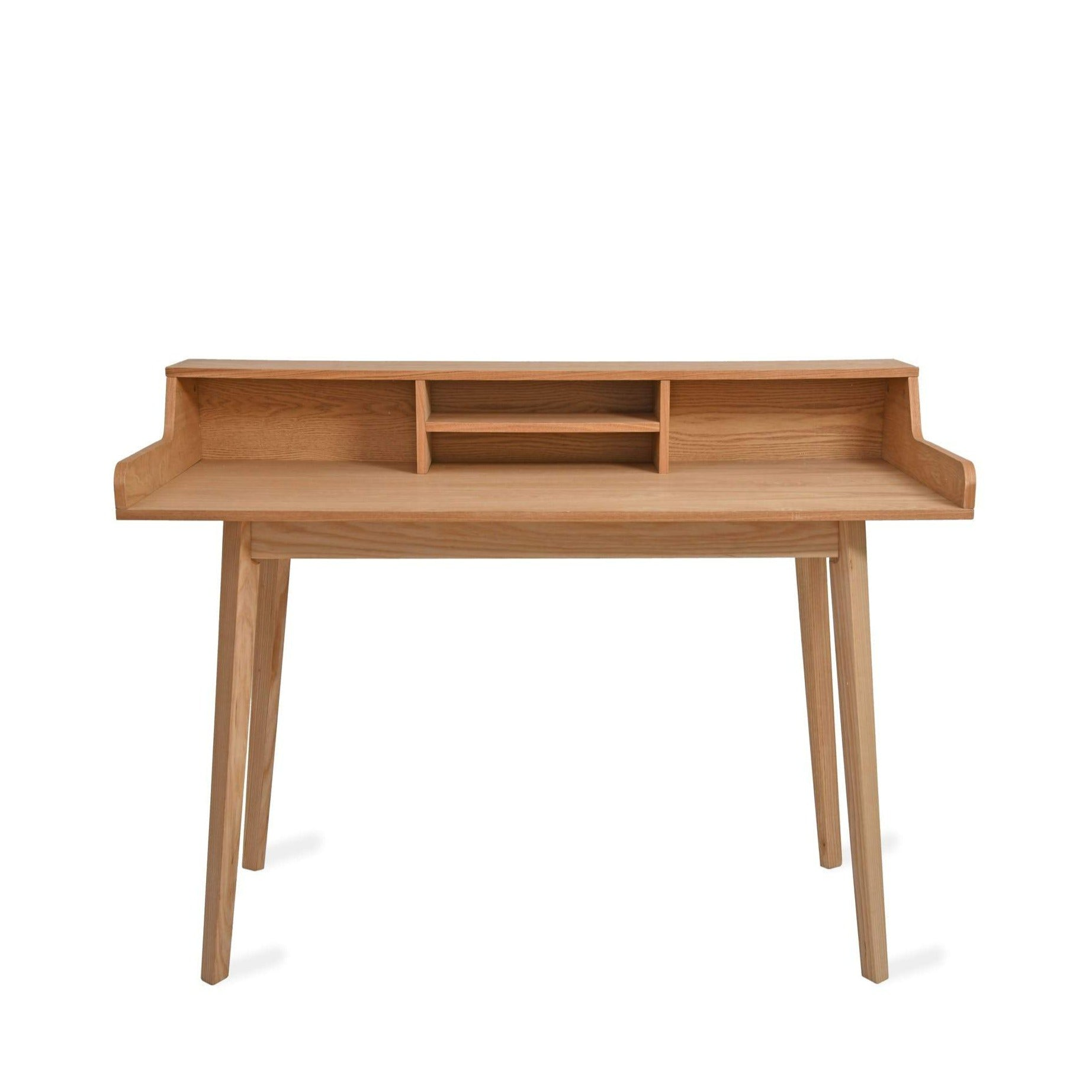 Ashwicke Desk with Storage Ash