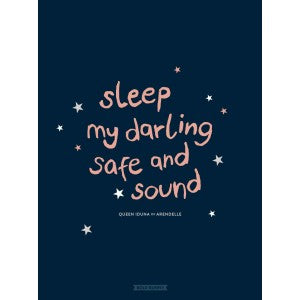 Bold Bunny Print - Sleep my Darling