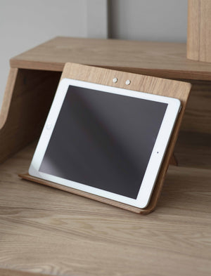 Brushfield Tablet Stand Ash
