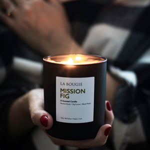 Mission Fig Candle