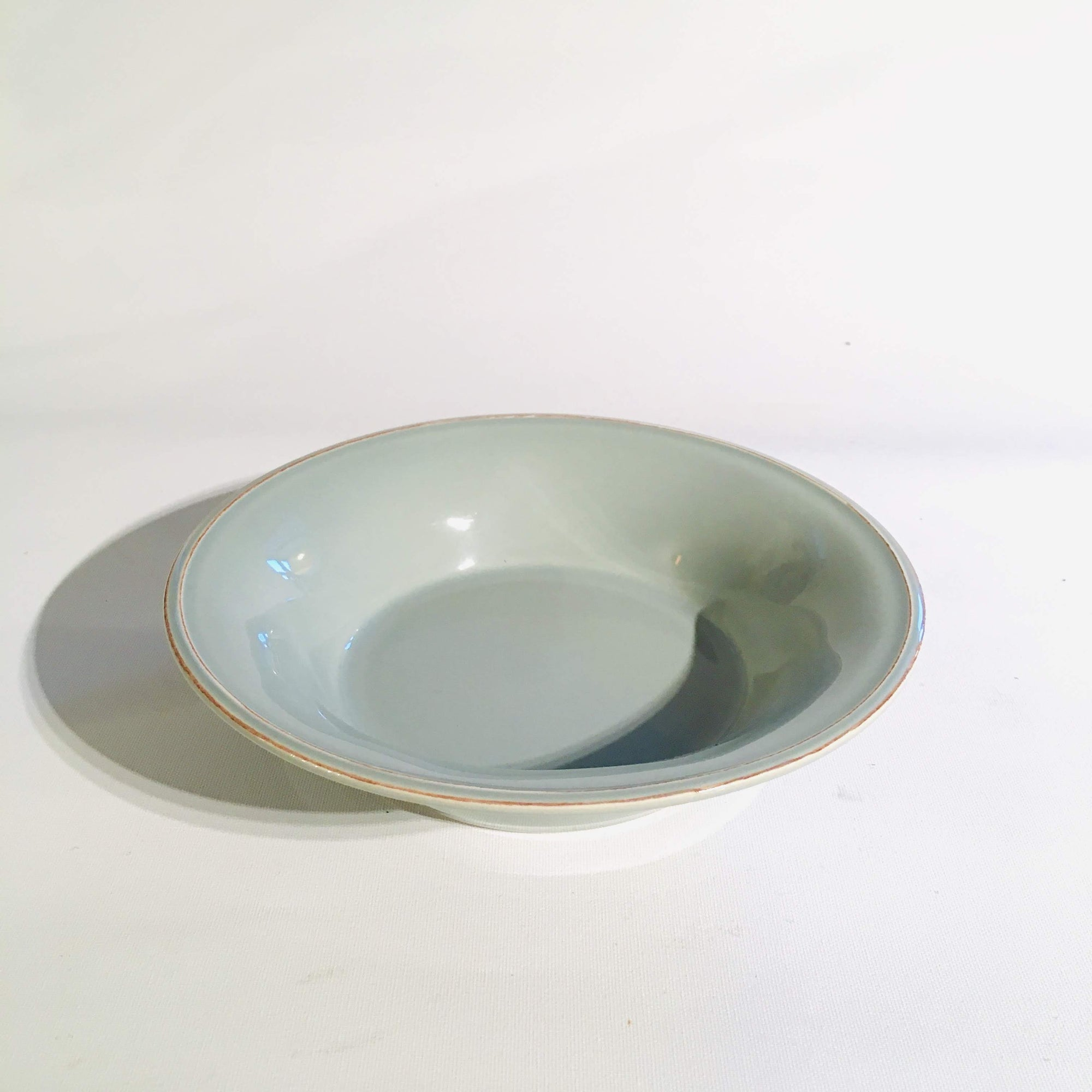 Constance Sea Green Pasta Plate Bowl