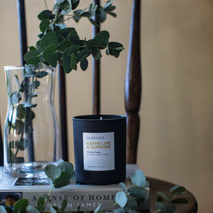 Kaffir Lime and Samphire Candle
