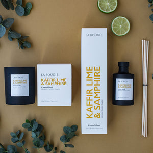 Kaffir Lime and Samphire Diffuser