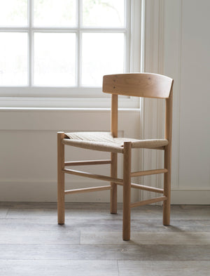 Longworth Chair Raw Oak