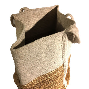 Bohem Basket Bag with Handle