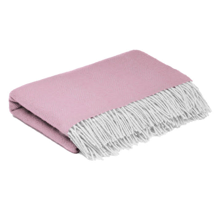 Mini Blanket Candy Pink