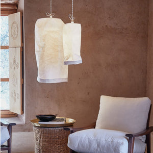 Hanging Lamp White