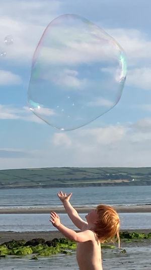 Sensory giant bubble kit