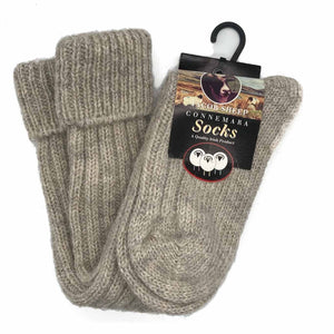 Jacobs Sheep Long Sock Grey