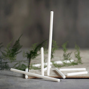 Pencil Candle White 30cm