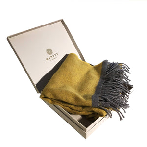 Cashmere Wrap with Box