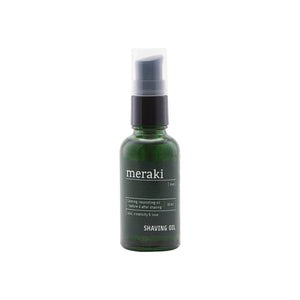 Shaving Oil, Meraki