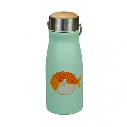 Thermal Flask Puff Fish
