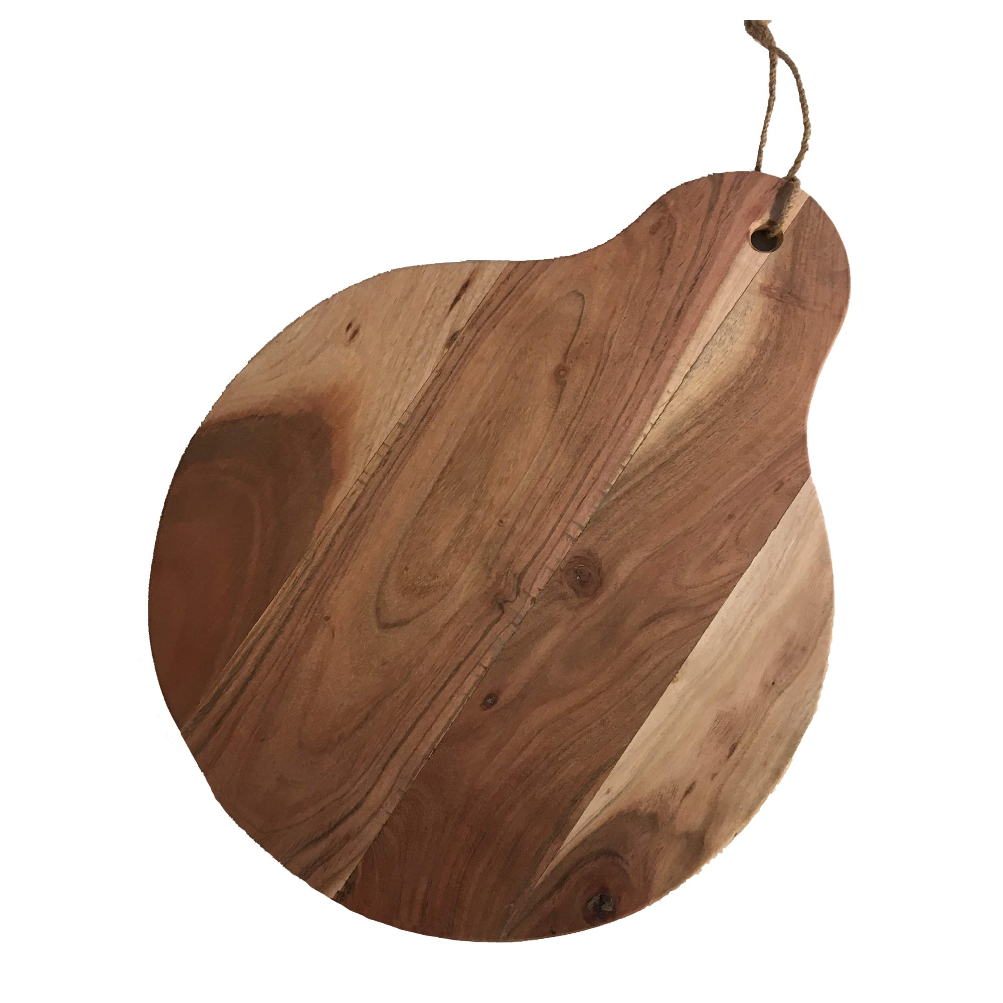 Dalbert Acacia Pizza Cutting Board