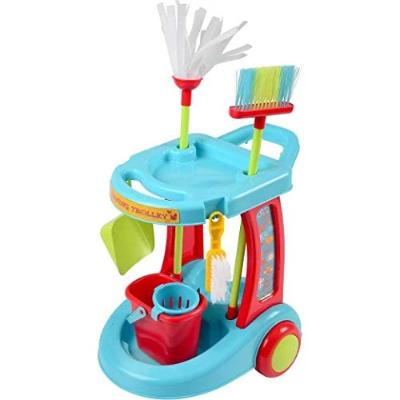 Image of Playgo Little Helper Cleaning Trolley