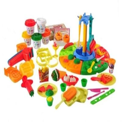 Image of Playgo Dough Deluxe Food Set