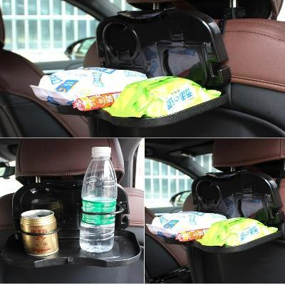 Car Foldable Food Tray