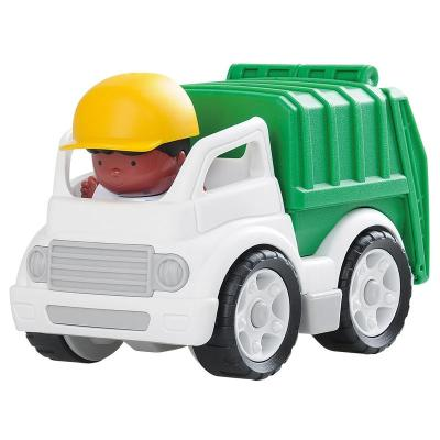 Image of Playgo Mini Go City Bin Truck