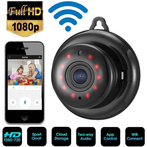 HD 1080P Wireless WiFi Smart Home Security IP camera - Ampm.pk