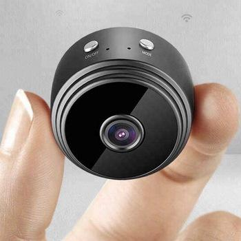 Image of 1080p HD Magnetic Wifi Camera