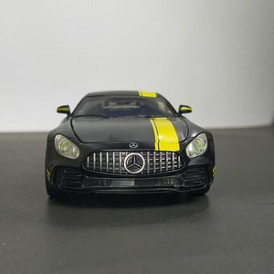 Metal Body Mercedes-Benz AMG GTR 1:32 Scale ( With Light And Sound)