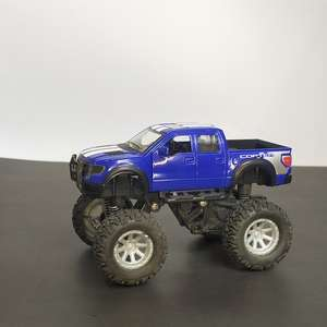 Image of Metal Body Mini Ford Raptor