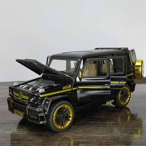 Image of Metal Body Mercedes-benz Brabus G65 Light And Sound