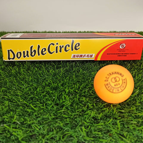 Double Circle Table Tennis Ball