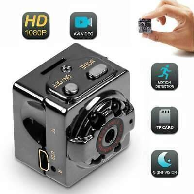Mini Camera SQ8 Night Vision High-definition -1080P - Ampm.pk