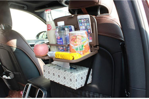 Image of Car Back Seat Organizer - Ampm.pk