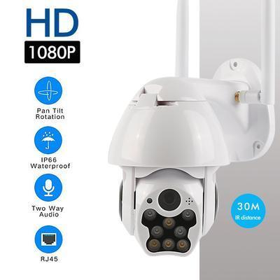 outdoor mini ptz dome machine ip camera - Ampm.pk