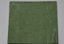 Load image into Gallery viewer, Green Brocade - 5 Yards