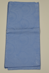 Light Blue Brocade - 5 Yards