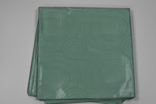 Load image into Gallery viewer, Aqua Green Brocade - 5 Yards