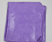 Load image into Gallery viewer, Lilac Brocade - 5 Yards