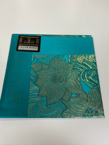 Teal Green 3D Grand Hayes Headtie