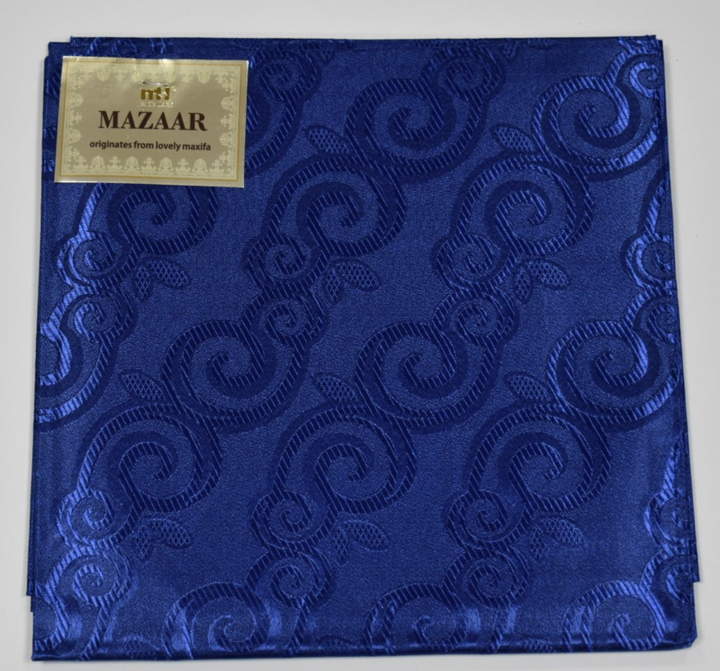 Royal Blue Regular Headtie