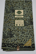 Load image into Gallery viewer, Olive Ankara Print - 6 Yards
