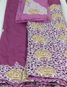 Onion George Full body works (2 piece) with Blouse Fabric