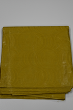 Load image into Gallery viewer, Dark Gold Brocade - 5 Yards