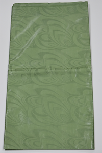 Green Brocade - 5 Yards
