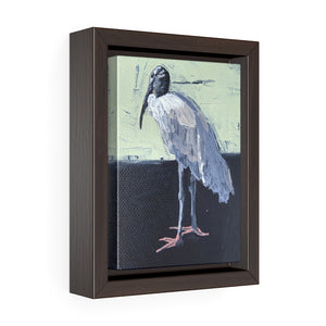 """Wood Stork Study"" Framed Prints"