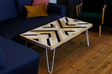 Stave Steve paint - Coffee table
