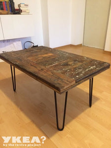 Little Long John Recycled Coffee Table Furniture
