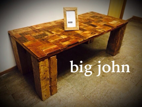 Big john dining / study table
