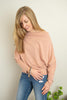 The Renee Dolman Top in Rose - juniper & mae